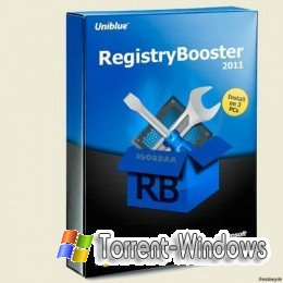 Uniblue RegistryBoos​ter 6.0.7.2 (2011 г.)
