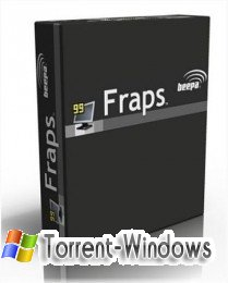 Fraps 3.4.6 Build 13747 Retail (2011)