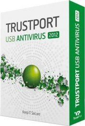 TrustPort USB Antivirus 2012 12.0.0.4800 (2011)
