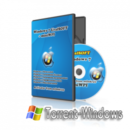 Windows 7x86 UralSOFT+miniWPI v.6.1.08 (2011) [Rus]