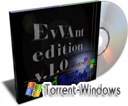 Windows XP SP3 SpeedWin7Style ©EvVAnt edition v.1.0 [2009|Русский] 1.0 SP3 x86