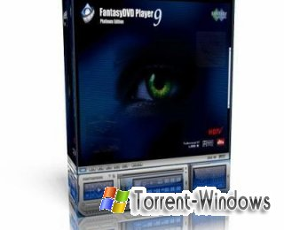FantasyDVD Player Platinum v9.4.0 Build 1108