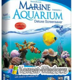 SereneScreen Marine Aquarium v3.2.5991 (2011) PC