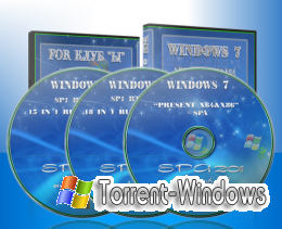 WINDOWS 7 SP1 - ALL CLASSIC RUSSAN PROJECT ©SPA 2011 [12.05.11] [RUS]