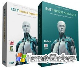 ESET NOD32 Antivirus & ESET Smart Security 4.2.71.3 (2011)