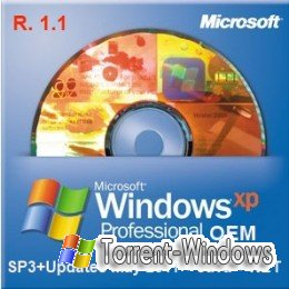 Windows XP Pro SP3 OEM SATA R.1.1 Deutsch [15.05.2011]