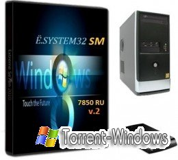 Microsoft Windows 8 Enterprise 7850 x86 RU SM-Universal v.2