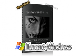 Windows 7 Black & White SP1 Mini 7601 17514.101119-1850 x86