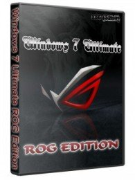 Windows 7 ROG Edition Prof&Ult MultiLoad x86 7600 x86