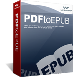 Wondershare PDF to EPUB 1.2.0.3 (2011 г.) [ML+RUS(русификатор)]
