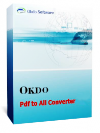 Okdo All to Pdf Converter Professional​ v4.2 (2011 г.) [английский]