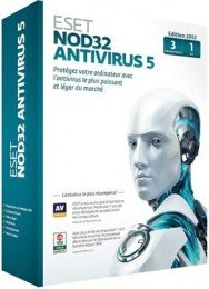 ESET NOD32 Antivirus 5.0.93.15 Final (2011)