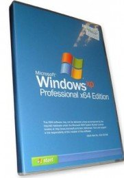 Microsoft Windows XP Professional x64 Edition with SP2 - VL (English)оригинальный дистрибутив 5.2
