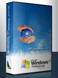 Windows XP SP3 Pro VL Acronis 5.3 x86