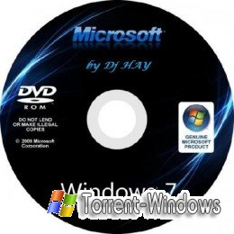 Windows 7 SP1 Ultimate x64 Edition by Dj HAY (2011RUS) Версия 7601.17514