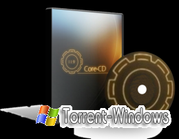 Windows XP CORE-CD 11.9 SP3 x86
