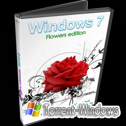 Windows 7 Ultimate (х86) X-TEAM Group 2010-6 Flowers Edition Full
