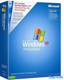 Windows XP Pro SP3 Rus VL Final Diablik94 Unattended Edition 18.09.2011