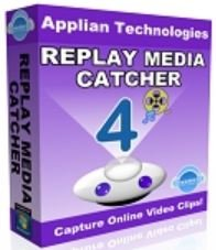 Replay Media Catcher 4.3.0 (2011 г.) [русский(ML)]