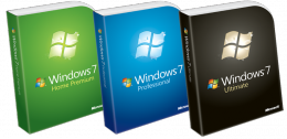 Microsoft Windows 7 AIO (Home Basic, Home Premium, Professional, Ultimate) SP1 x64 Integrated May 2011 Russian - CtrlSoft [Русский]