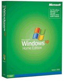 Windows XP Home (SP1a) OEM Russian