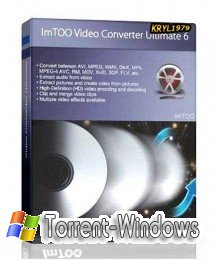 ImTOO Video Converter Ultimate 6.7.0 (2011)