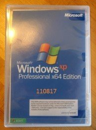 Windows XP Professional x64 Edition SP2 VL RU SATA AHCI UpdatePack 110817