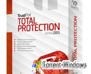 TrustPort Total Protection 11.0.0.4616