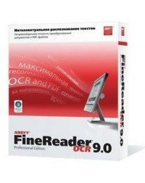 ABBYY FineReader Professional 9.0.0.724 (2007) PC | Portable