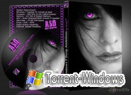 Windows 7 Enterprise Deep Ambition 7600 RTM x86