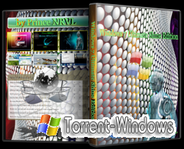Windows 7 Ultimate SP1 Shine Edition by Prince NRVL 7601.17514 x64