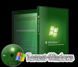 Microsoft Windows 7 Home Premium SP1 with IE9 - DG Win&Soft 2011.06 [x86/Rus] Скачать торрент