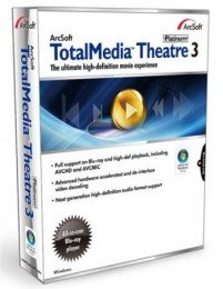 ArcSoft TotalMedia Theatre 3 Platinum SimHD 3.0.1.140 (2009) Скачать торрент