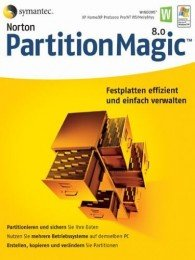 Norton Partition Magic 8.05 (2008) ������� �������