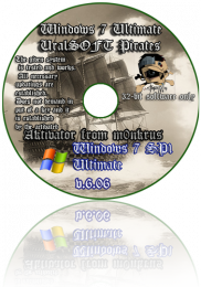 Windows 7x86 Ultimate UralSOFT Pirates#6.06 Скачать торрент