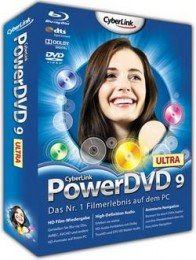 CyberLink PowerDVD Ultra 9.0.2115 RePack (2009) Скачать торрент
