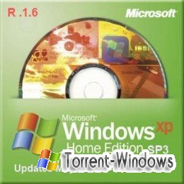 Microsoft Windows XP Home Edition OEM SP3 SATA R 1.6 Deutsch [15.05.2011] Скачать торрент