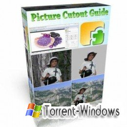 Picture Cutout Guide v2.5.0 portable by Maverick [Rus/Eng] Скачать торрент
