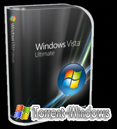 Microsoft Windows Vista Ultimate SP2 RUS-ENG x86-x64 -4in1- Activated (AIO) [29.11.2010] Скачать торрент