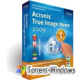 Acronis true image 2009 торрент