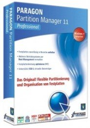 Paragon Partition Manager 11 Professional 10.0.17.13146 RUS Retail + (Boot CD) Скачать торрент