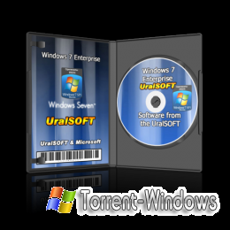 Windows 7x86 Enterprise UralSOFt v.5.10 Скачать торрент