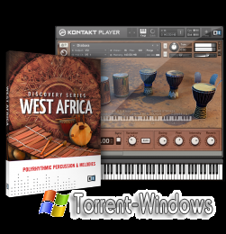 Native Instruments West Africa Скачать торрент