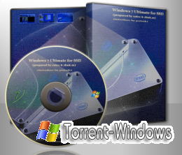 WINDOWS 7 Ultimate for SSD Black Edition (х86 & х64) Rus. Скачать торрент
