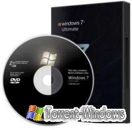 Microsoft Windows 7 Ultimate x86 7600 16539 MultiDVD [100707 activated] by Xalex & putnik Скачать торрент
