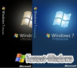 Windows 7 Ultimate & Professional SP1 x86-x64 RU Lite Update 110619 & Ultimate x86 M2 7955 Lite