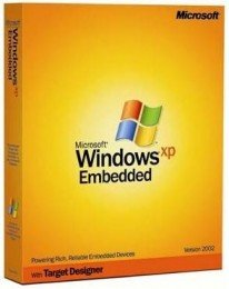 Microsoft Windows XP Embedded SP2 + Feature Pack 2007 [EN] 5.1 SP2 x86