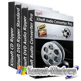 Xilisoft Ripper Portable Pack Gold 6.5.8.0513 Rus