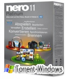 Nero 11 Multimedia Suite Platinum 11.0.15800 Multilingual