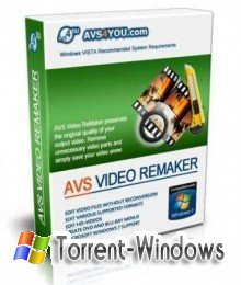 AVS Video ReMaker 4.0.8.140 ML/RUS